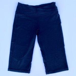 Lululemon Capri Pants Black